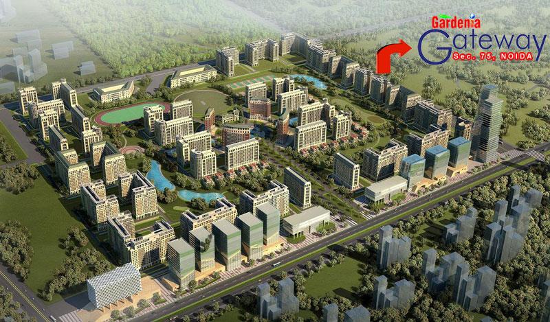 8826848404 Gardenia Gateway Noida Sector 75 Gardenia Gateway Latest Price List Projects Noida Extension