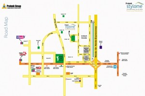 prateek stylome location map