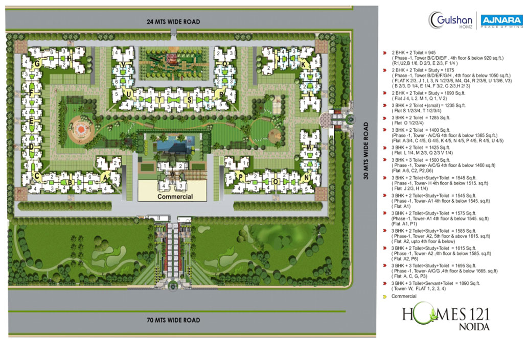 Agc homes site plan projects noida extension projects Home site plan