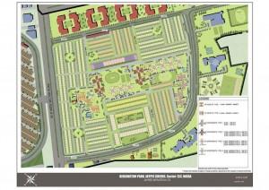 jaypee greens kensigton park site plan