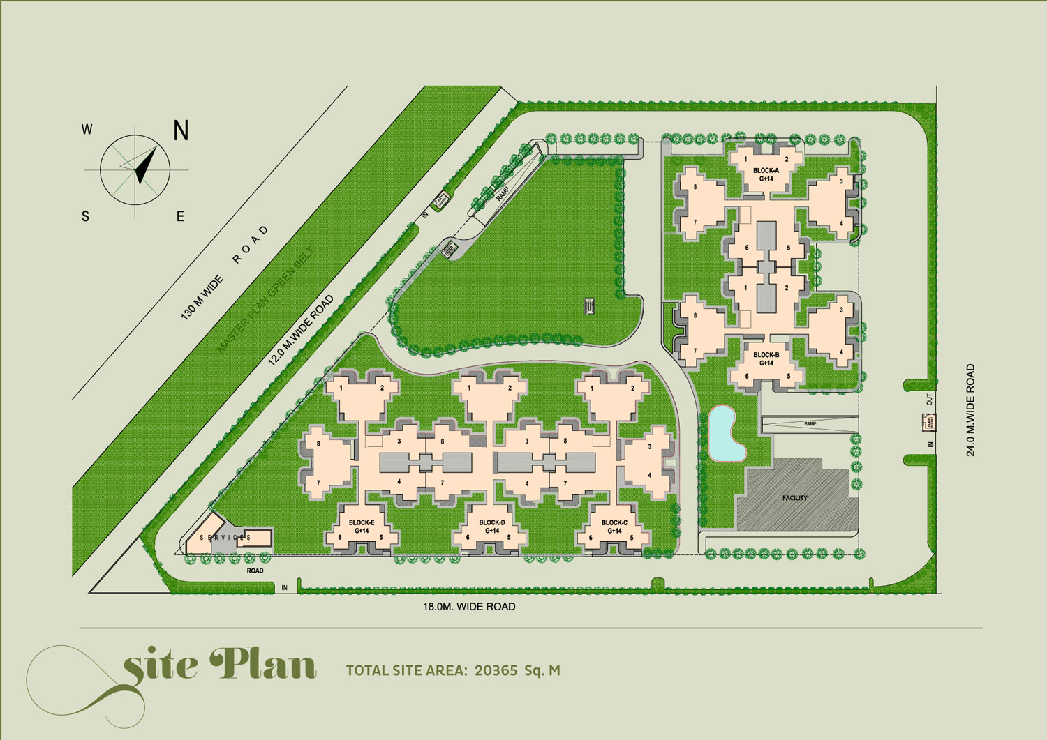 stellar mi citihomes site plan