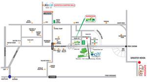 supertech ecociti location map