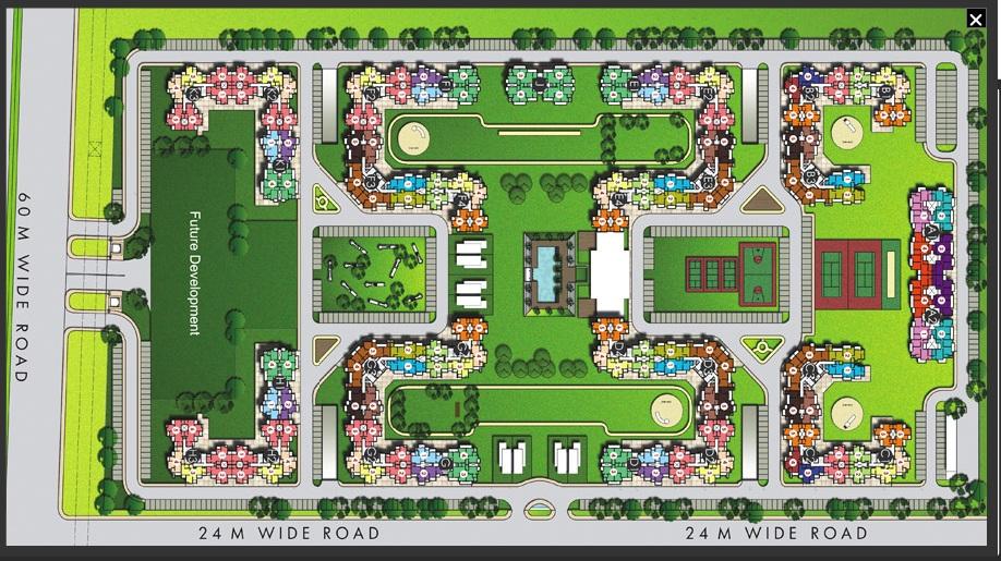 patel neotown site plan