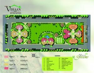 vihaan greens site plan