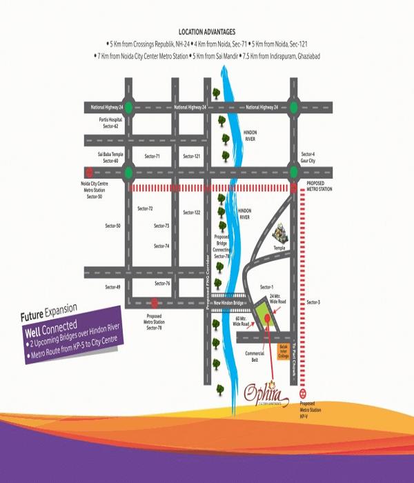 mangalya ophira location map