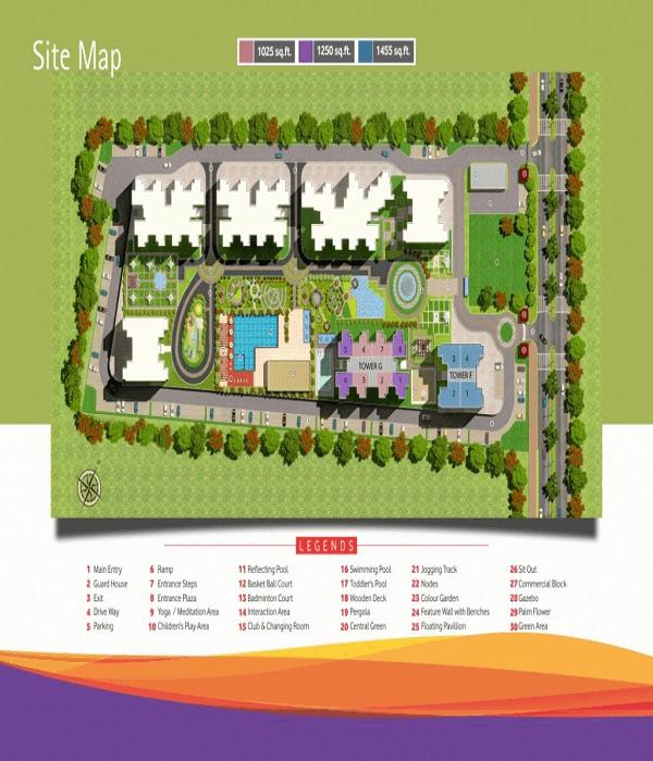 mangalya ophira site plan