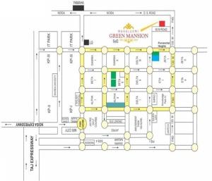 migsun green mansion location map